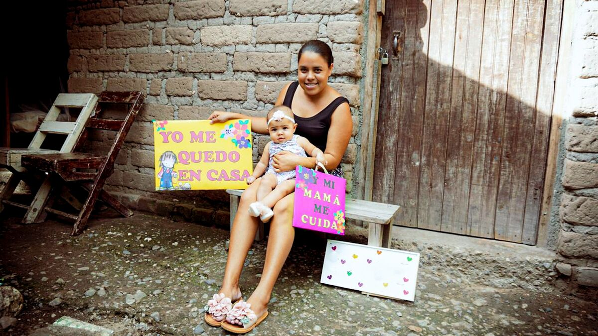 Compassion's program in Honduras