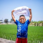 Links to 16 messages of hope written to you by Compassion kids