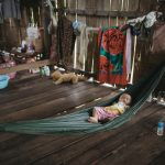 Links to 25 powerful photos show where children sleep and play