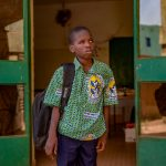 Links to Meet Kader, Burkina Faso's top visually impaired student and a President's Prize winner