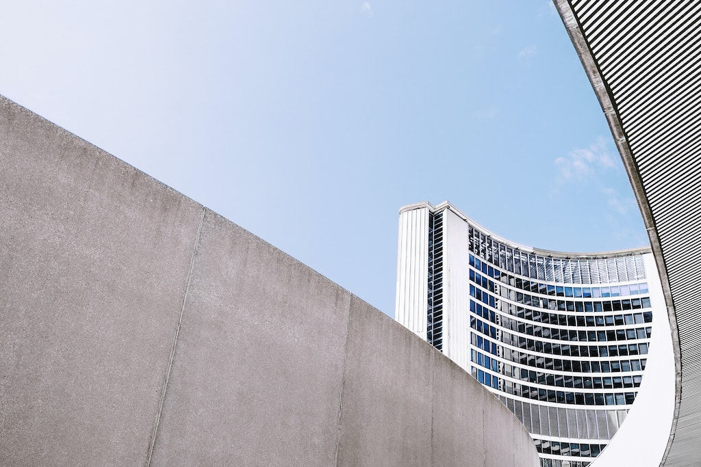 Toronto's city hall