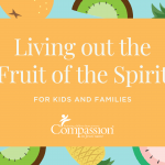 Links to Read our new devotional for kids and families, <i>Living out the Fruit of the Spirit</i>!