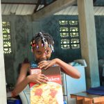 Links to Haiti: God answers the simple prayers of a child