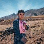 Links to #DayOfTheGirl: step into a day in Flora's life in the mountains of Bolivia