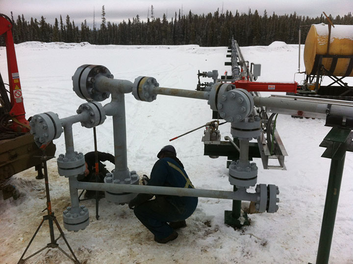 Grande Prairie Oilfield Jobs | Experienced Pipefitters