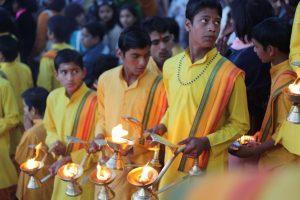 Ceremonie Inde du Nord