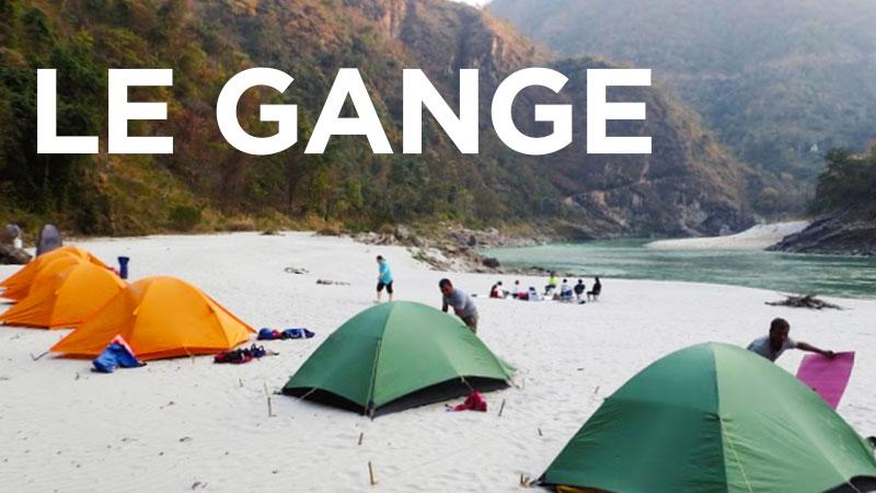Voyage Spirituel Gange