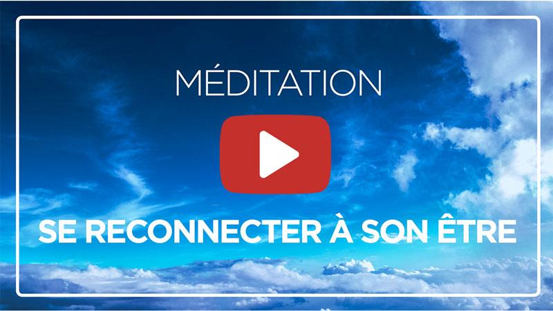 Meditation se reconnecter à soi