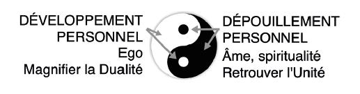 Développement personnel Yin Yang