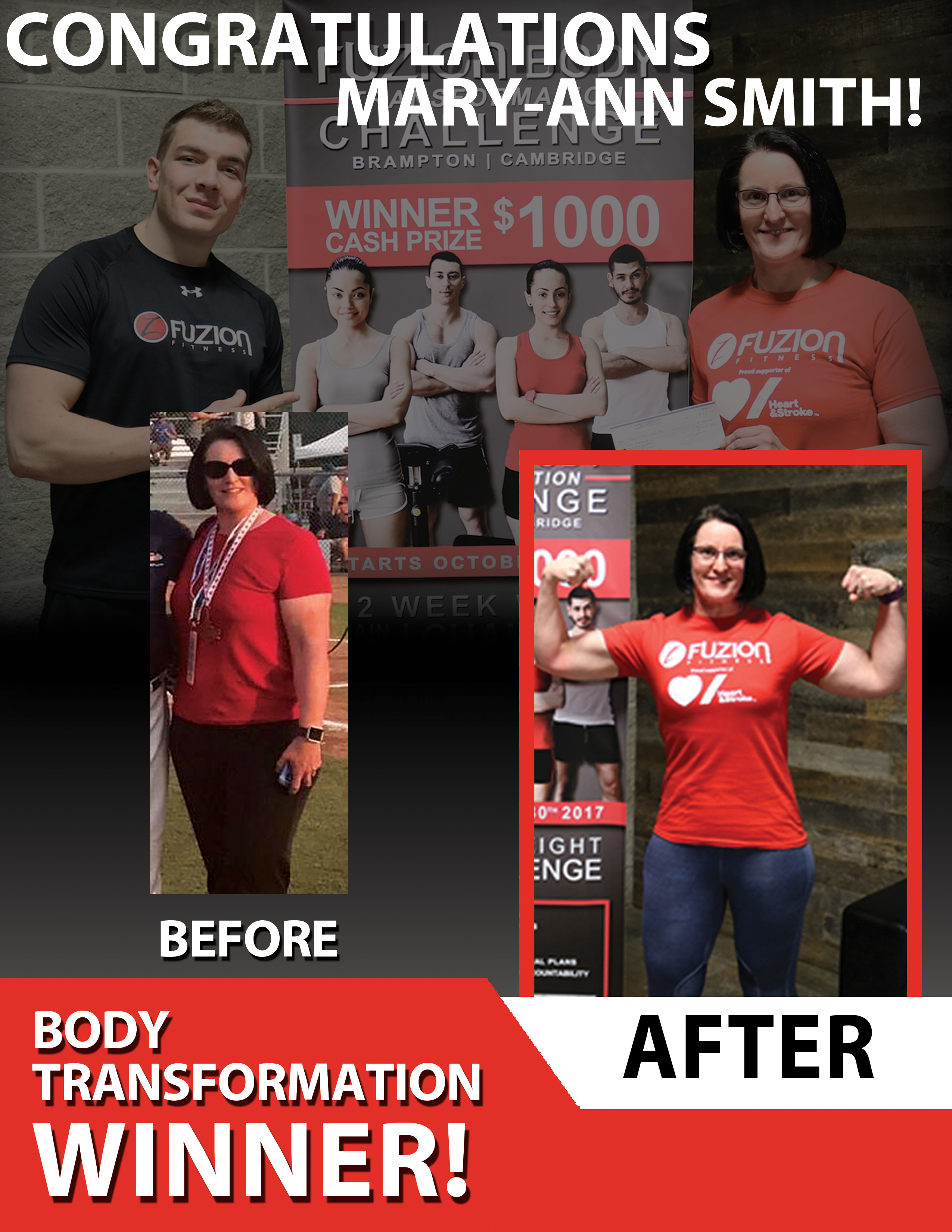 Body transformation winner rgb