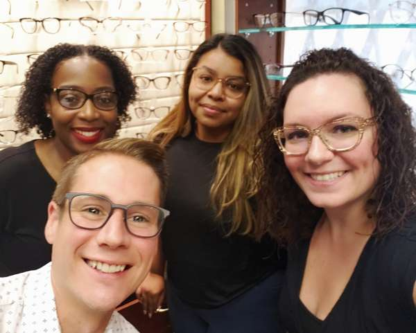 Dr. Woods and the team at Yorkview Eye Care
