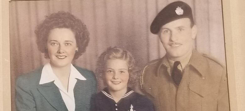 WWII Medals Family Found in Calgary