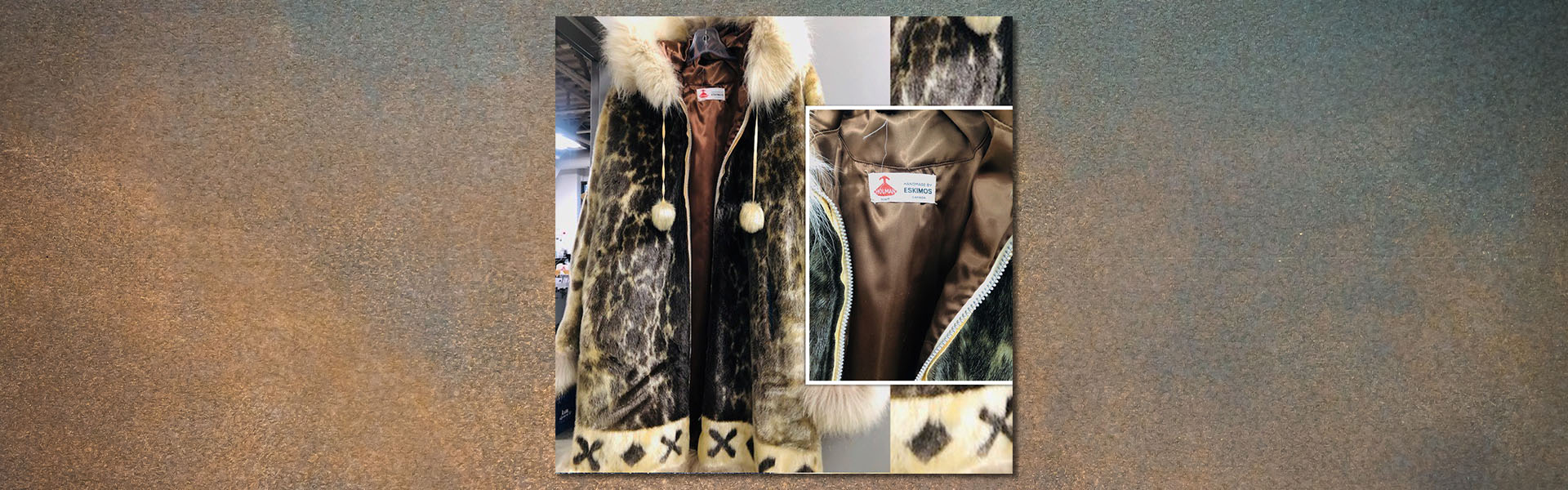 Rare Sealskin Parka Donated to Goodwill