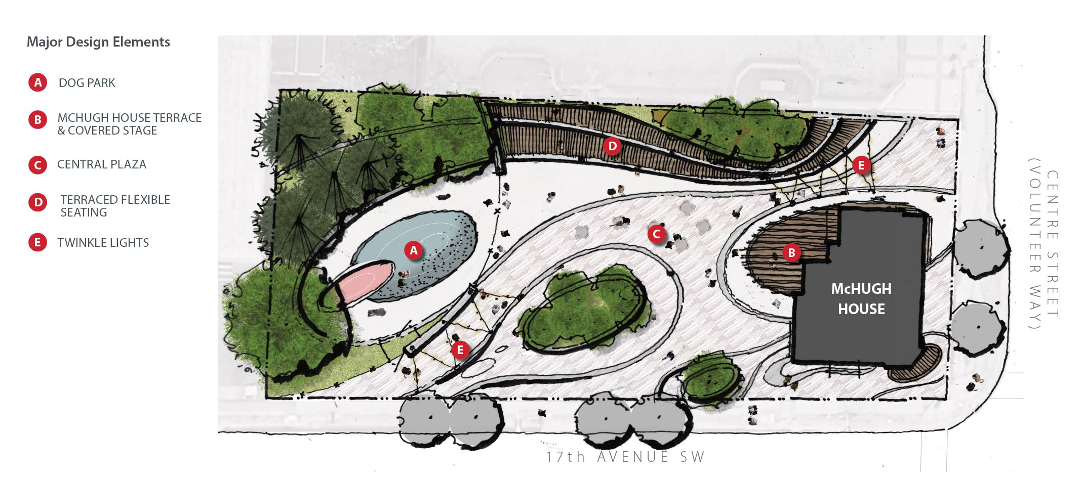 Humpy Hollow Park Preferred Concept