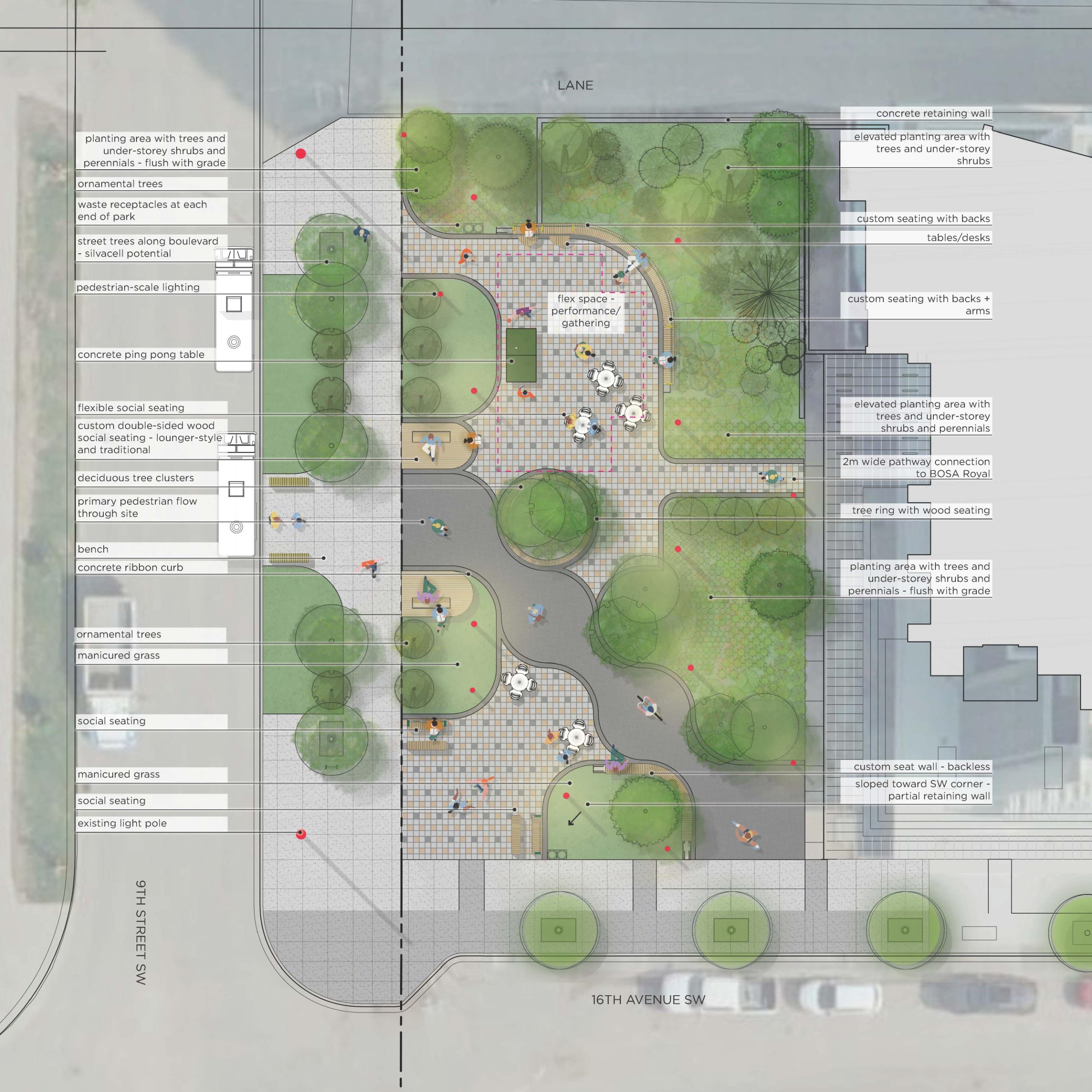 Beltline Park Final Concept
