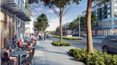 Transit Oriented Development (TOD)
