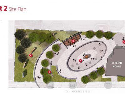 Concept 2 Site Plan