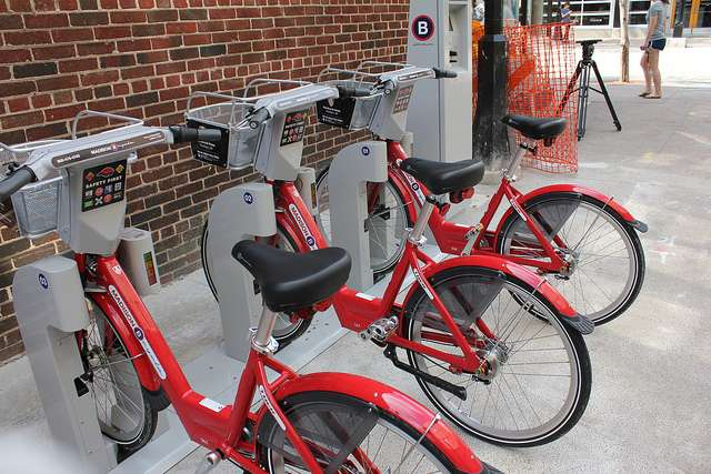 Madison Wisconsin bike share