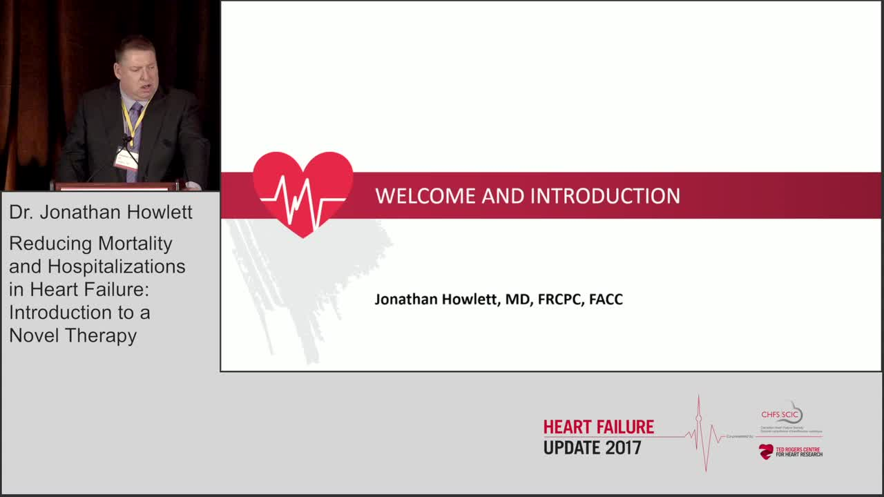 Recommendation for the management of HF patients in Canada