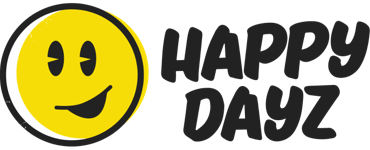 Happy Dayz logo