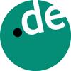 de domain name logo