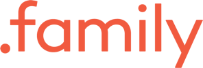 family domain logo