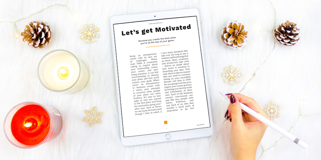 hover inspiration ebook