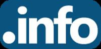 info domain logo