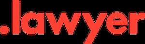 lawyer domain logo