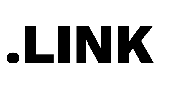 link domain logo