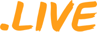 live domain logo