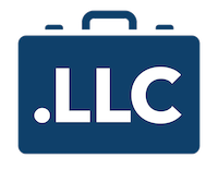 llc domain logo