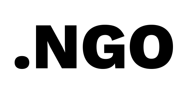 ngo domain name logo