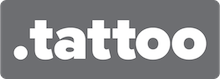 tattoo domain logo