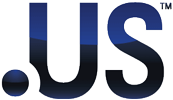 us domain logo