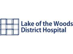 Lake of the Woods District Hospital Logo