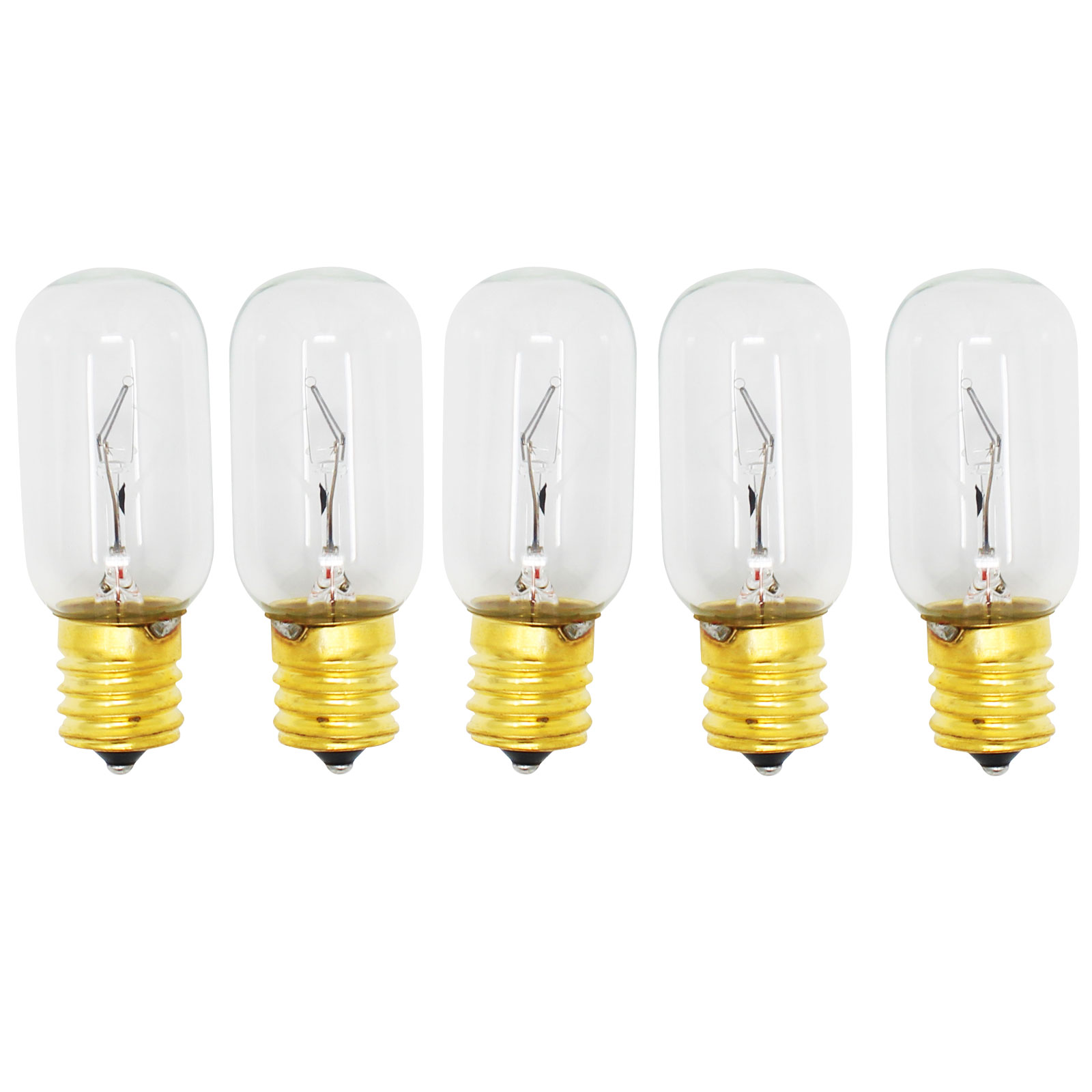 LMV1683SW LMV2083ST LMV1630BB LMV2031SW 5-Pack Light Bulb for LG LMH2235ST
