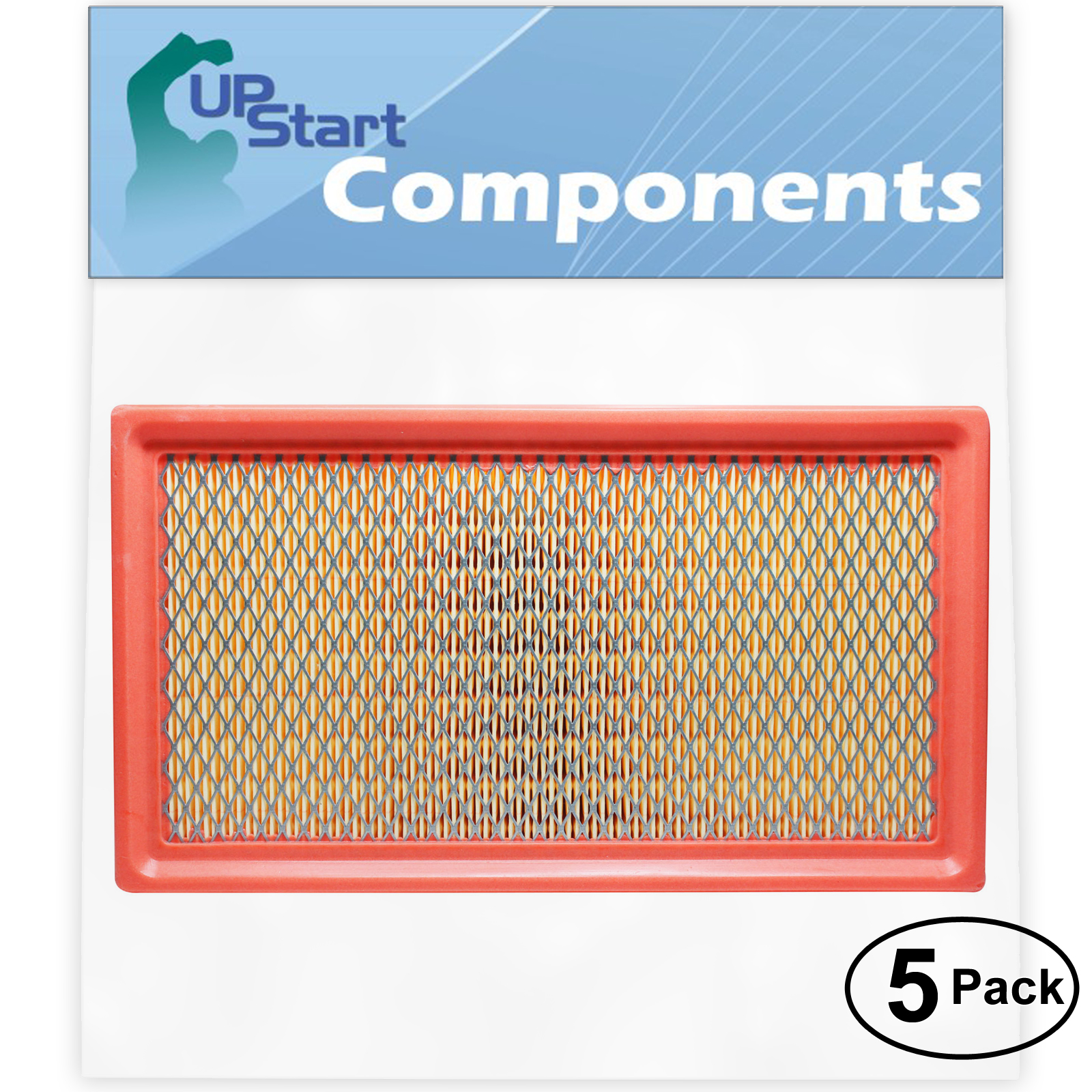 3x Engine Air Filter for 2011-2017 Ford Explorer 2009-2016 Lincoln MKS