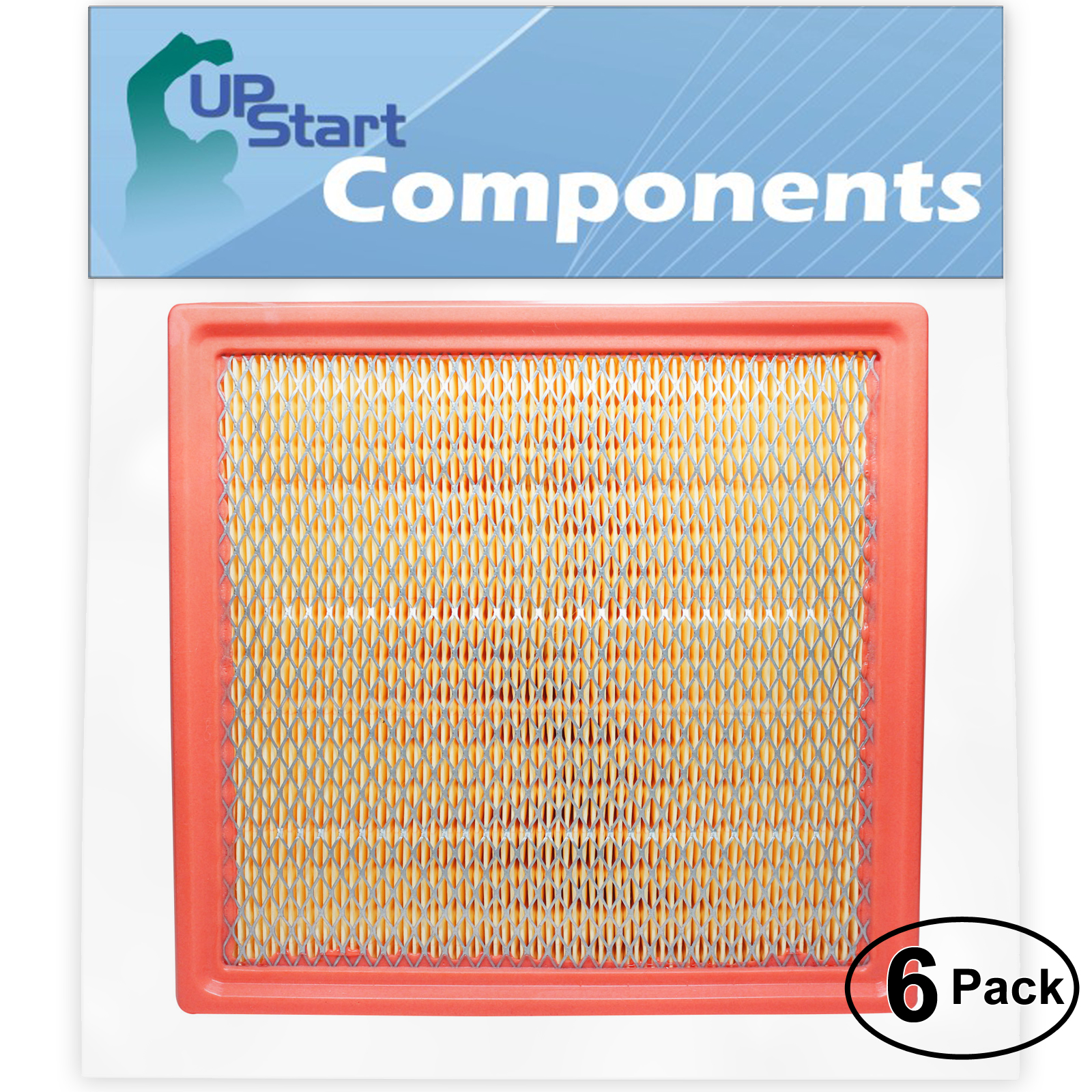 2008-2017 Ford F350 Super Duty Engine Air Filter for 2016-2017 Ford f150