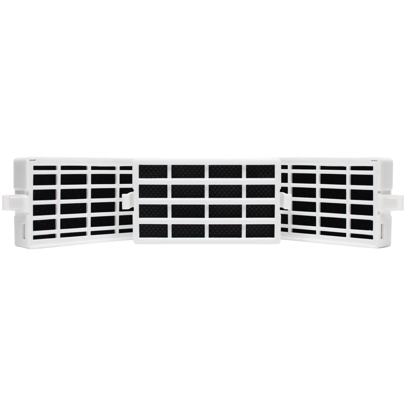 WRF736SDAM12 WSF26C2EXY02 3 Pack Air Filter for Whirlpool WSF26C3EXF01