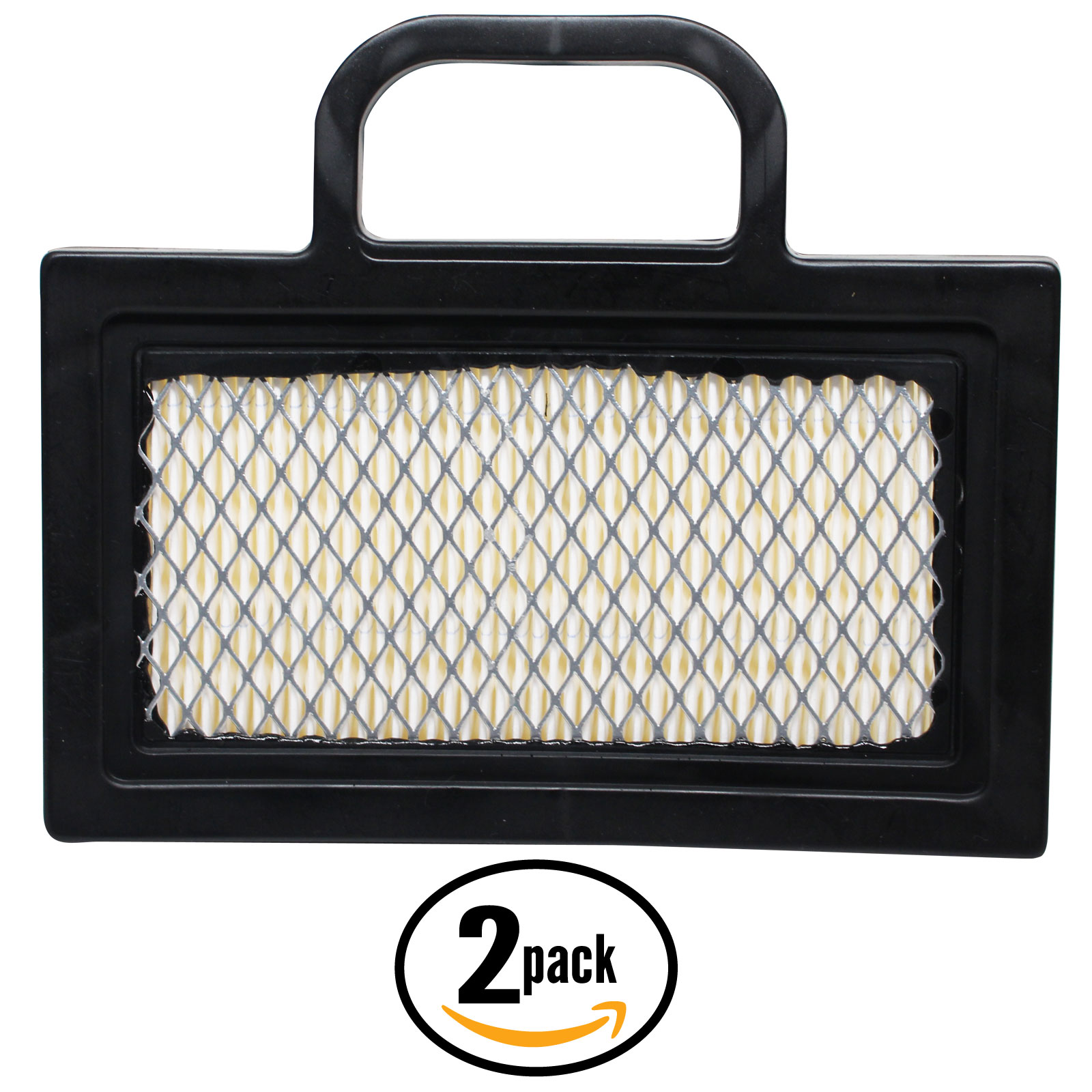 Briggs /& Stratton 9E900 Lawnmower Air Filter Foam Element for Stens 100 632