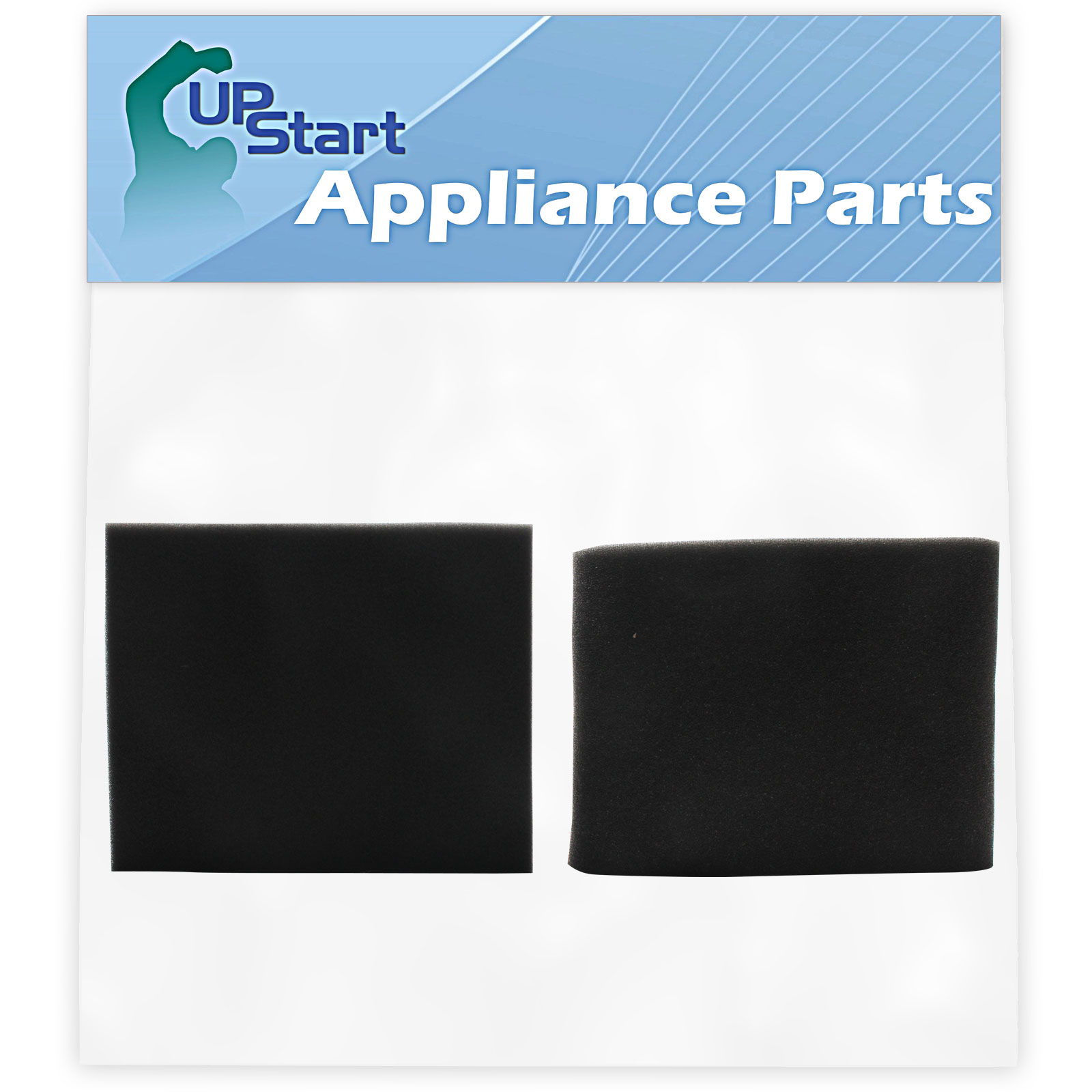 Filter Upper Tank /& Pre-Motor Filter for Bissell 6591 22C1 35762 w// Micro Kit