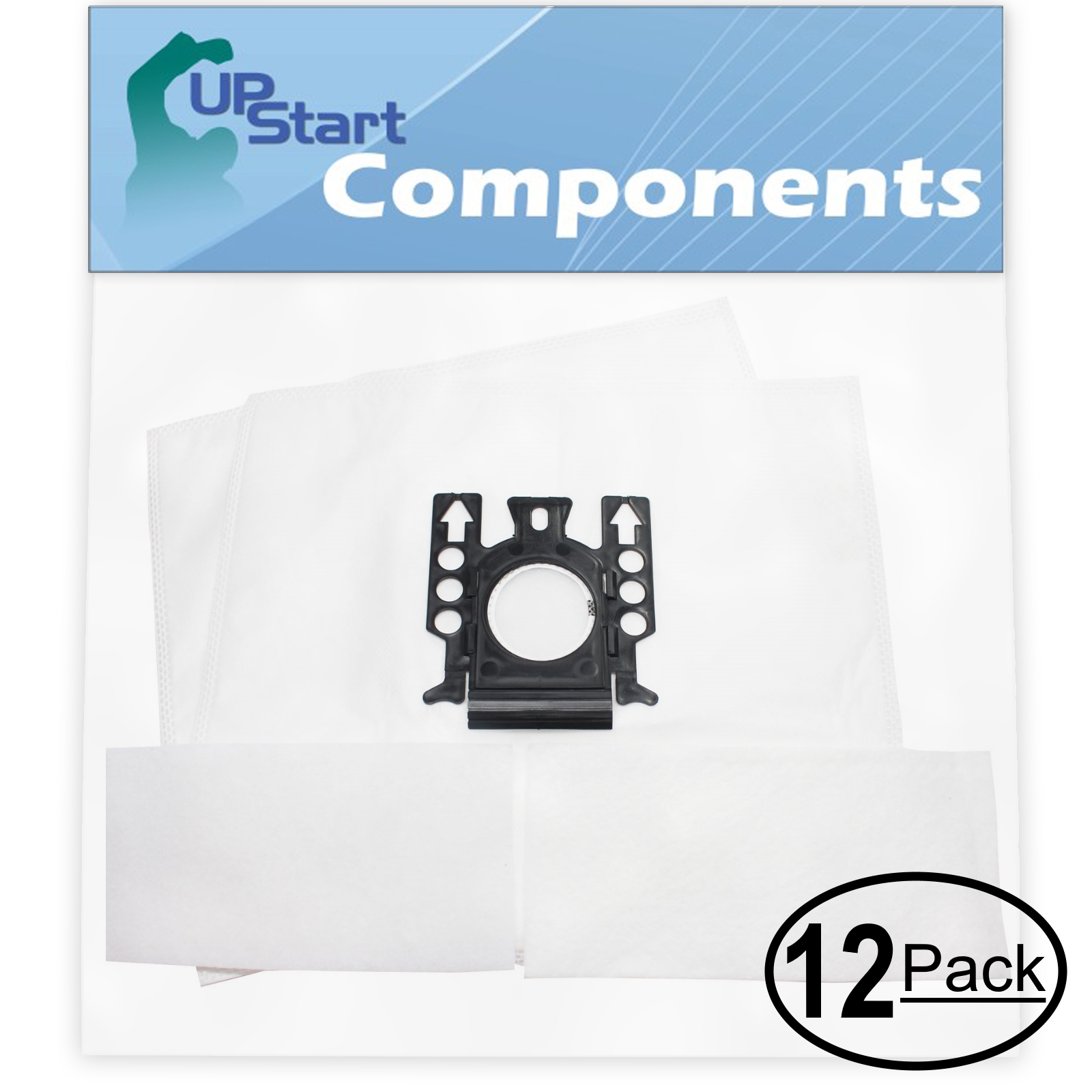 S336i 2 Micro /& 1 HEPA Filters for Miele S514 S548i 2 Vacuum Bags S318 S516