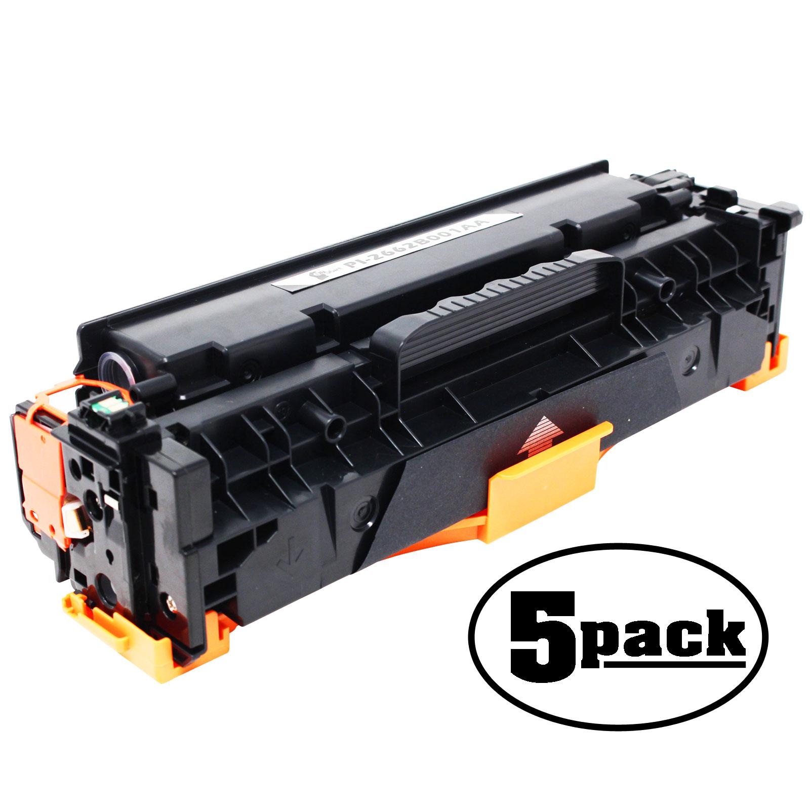 Black Laser Toner Cartridge for Canon ImageClass MF8350CDN MF8300 Series Printer