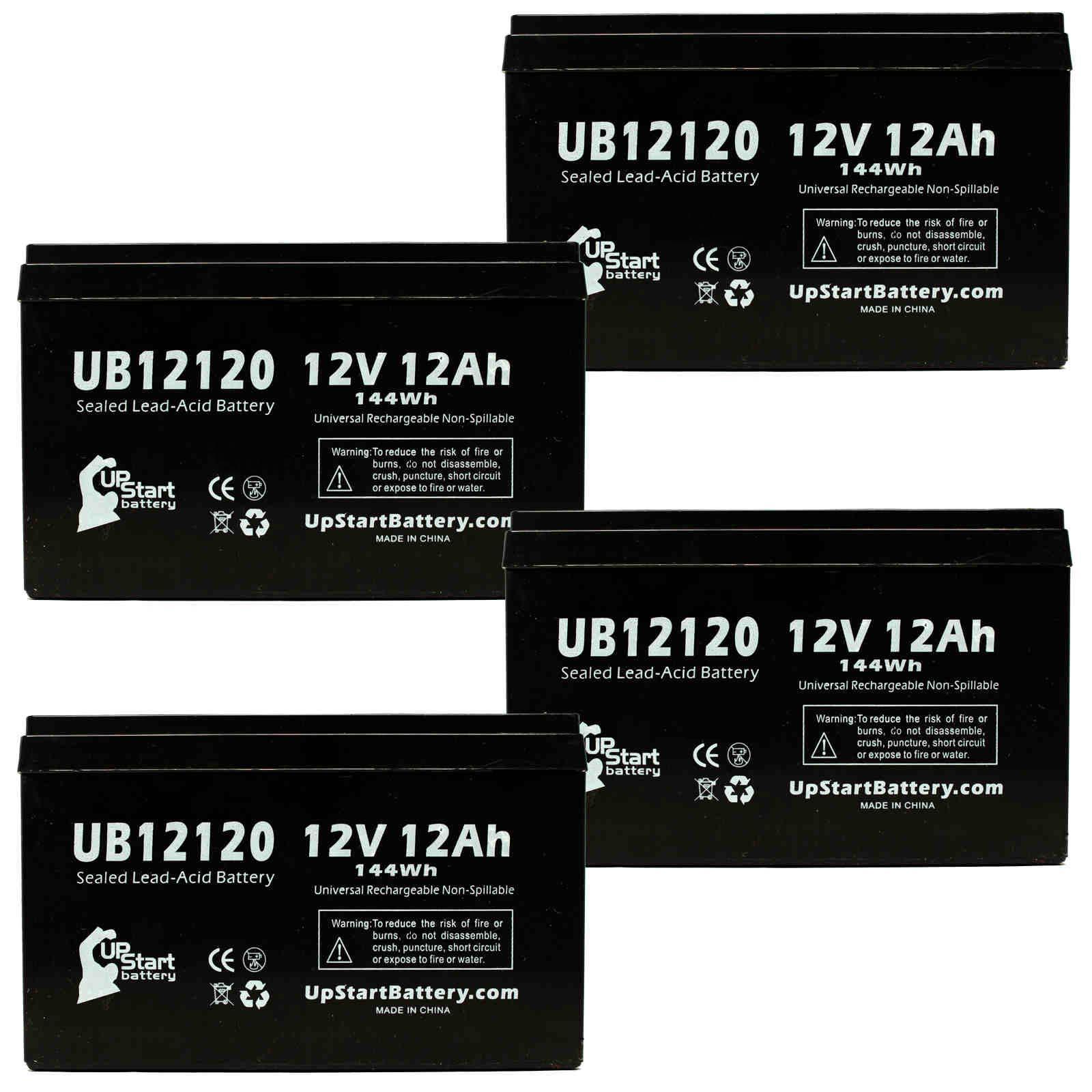 Altronix AL400UL3X Compatible Replacement Battery