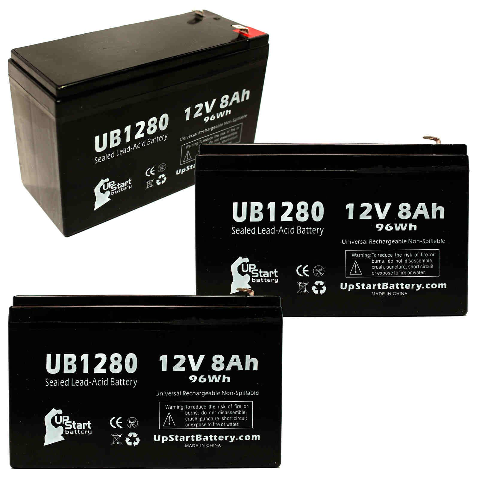 APC Smart-UPS 360 AP360 Compatible Replacement Battery Kit