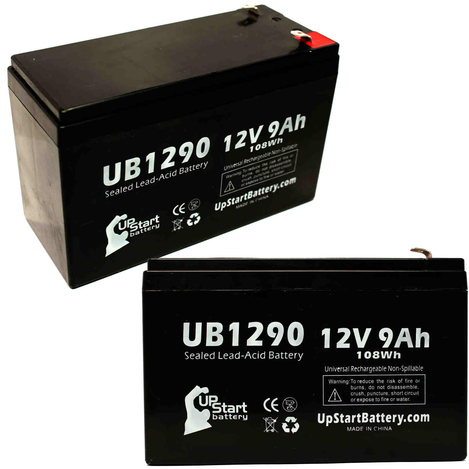 ONEAC ONEBP-107 12V 7Ah UPS Battery This is an AJC Brand Replacement