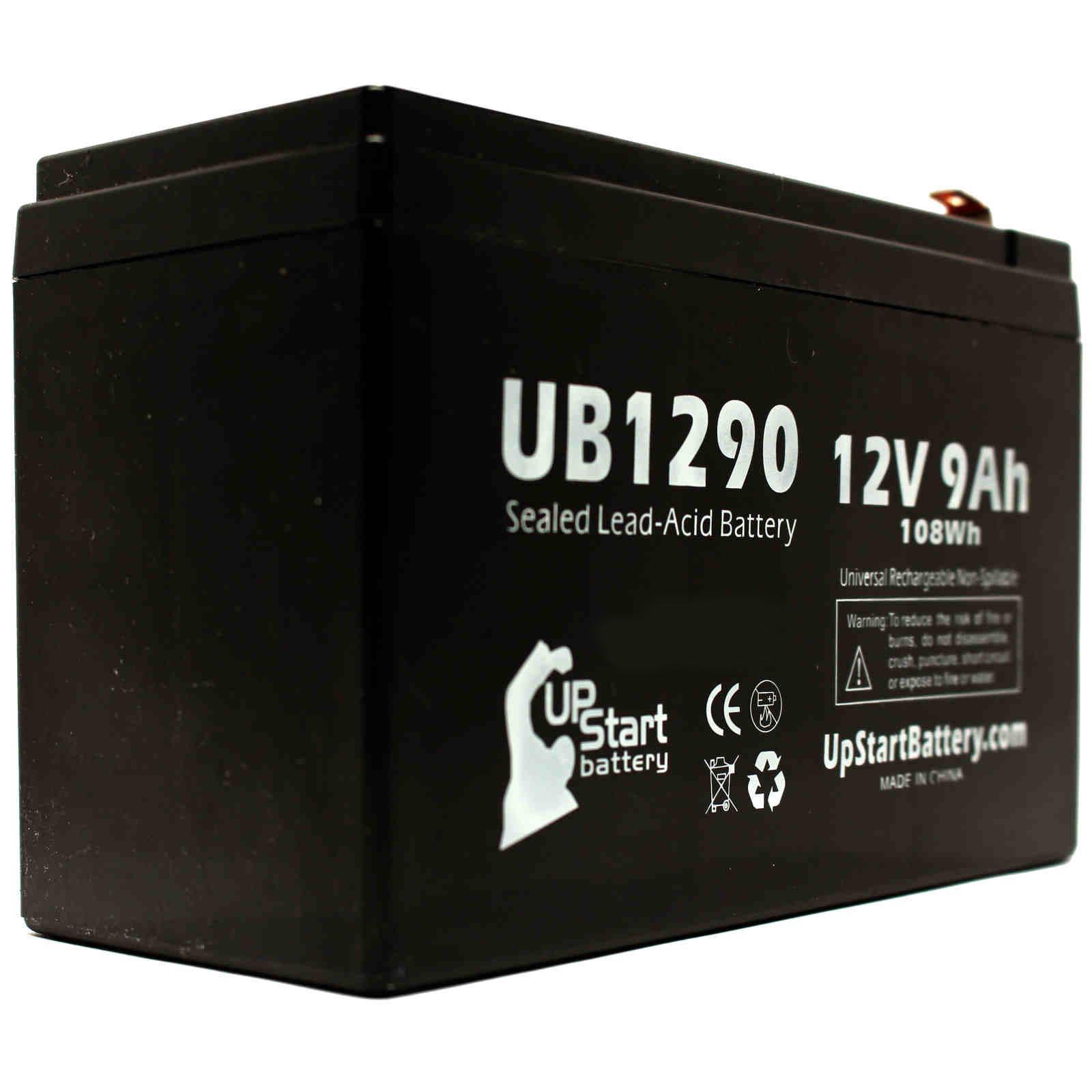 Mighty Max Battery 12V 7.2AH SLA Replaces Casil Battery for Emerson AP166 UPS 8 Pack Brand Product