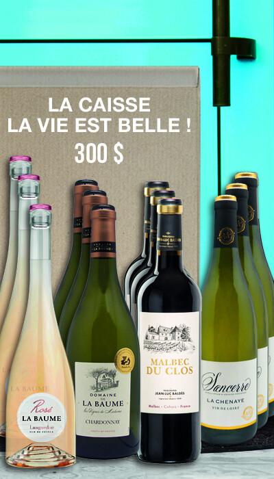 Caisse La Vie est Belle! 2020