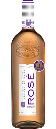 Grand Sud Merlot Rosé 2018